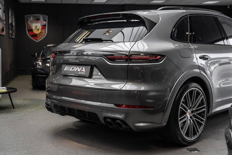 Porsche Cayenne E-Hybrid Sport Design Pakket 22 Turbo Softclose Pano Luchtvering 3.0 E-Hybrid afbeelding 6