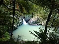 Pool along Cosseys Gorge Track