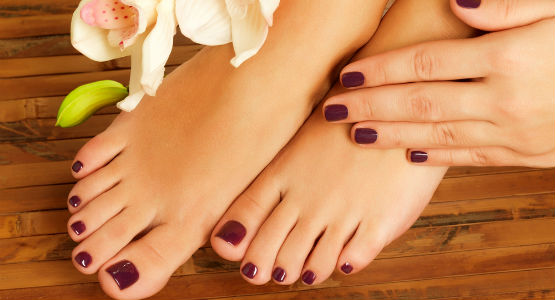 Pedicure 32819 - Debonair Nails and Spa