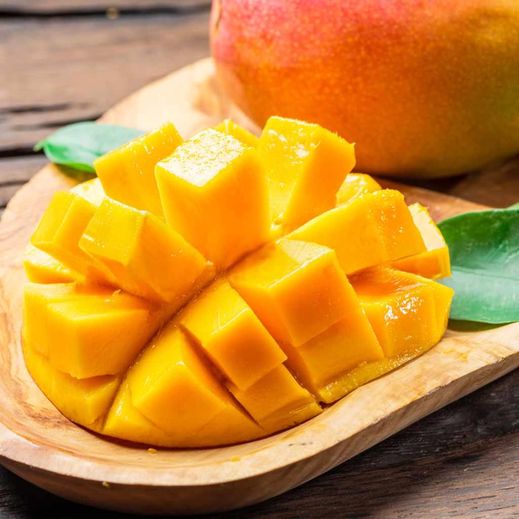 fresh-juices: mango