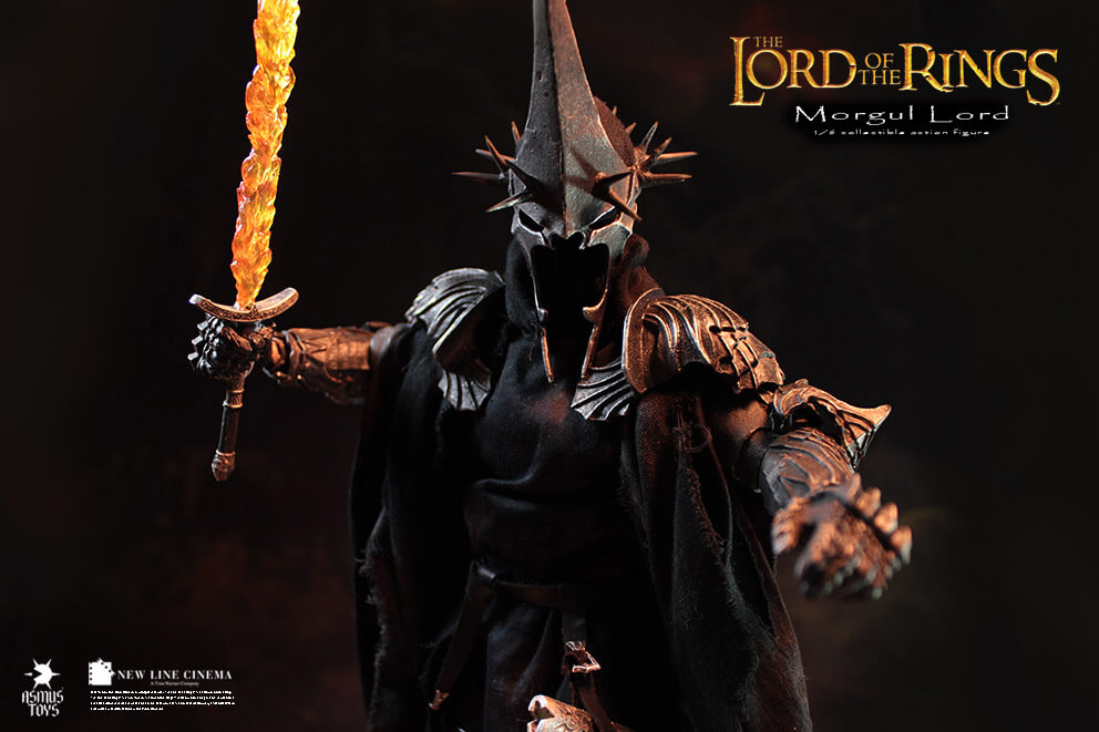 Asmus Toys The Lord of the Rings Morgul Lord 1/6 Scale Figure