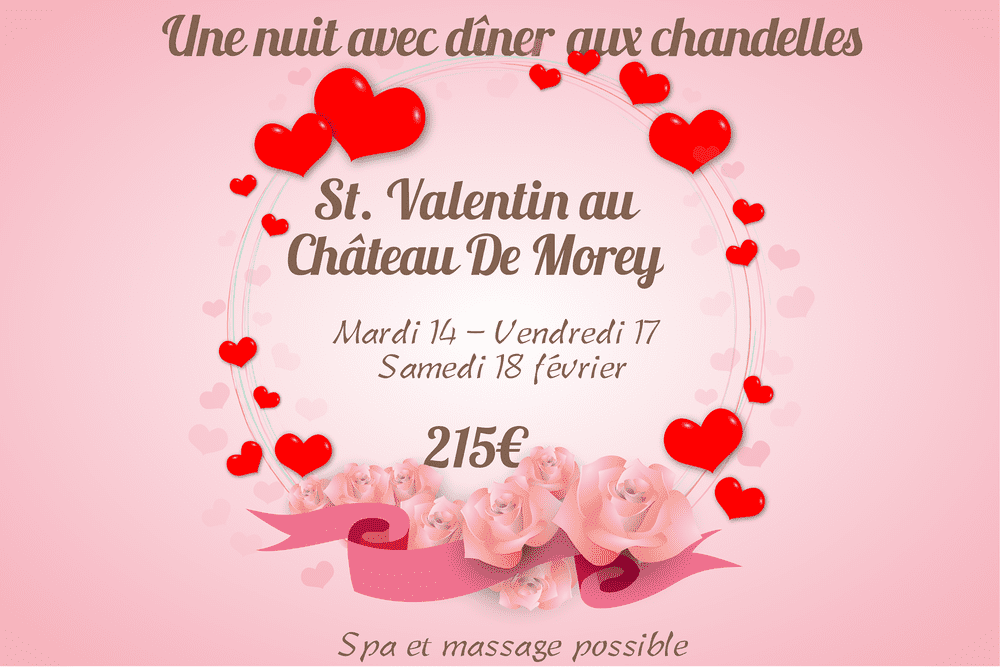 Saint Valentin Nancy Metz