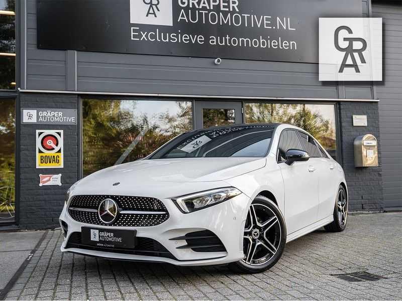 Mercedes-Benz A-Klasse A200 Launch Edition Premium Plus afbeelding 1