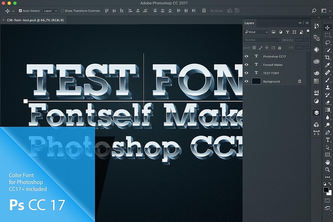 3D Chrome Typeface images/promo-2_5.jpg