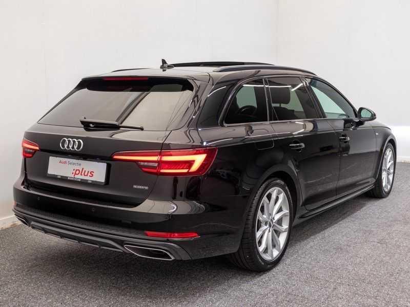 Audi A4 Avant 45 TFSI quattro S edition | 2x S-Line | Panoramadak | B&O Premium Audio | Head-Up Display | Trekhaak | Optiek Zwart | afbeelding 5