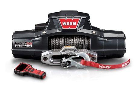 Warn Zeon 10-S Platinum Winch 92815 10000 lb winch