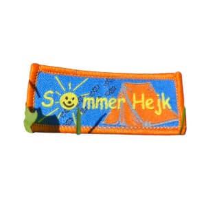Sommer Hejk spejdermærke
