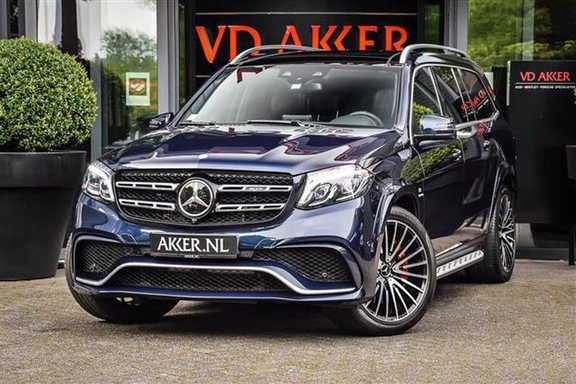 Mercedes-Benz GLS GLS 63 AMG 7PERS.+PANO.DAK+MASSAGE (585 PK)