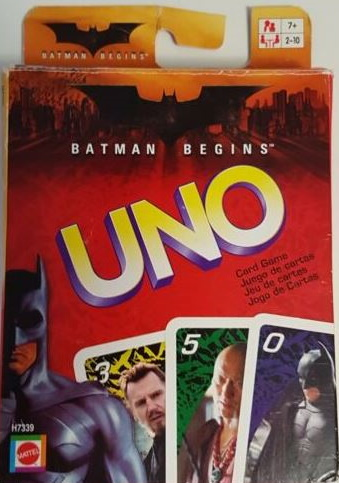 Batman Begins Uno