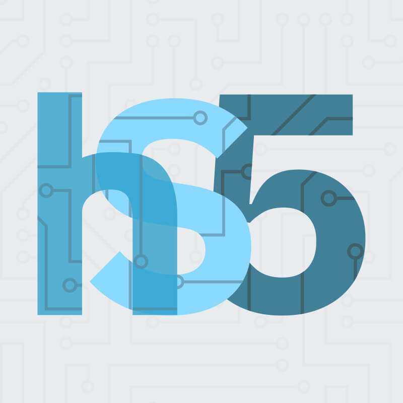 The HS5 logo