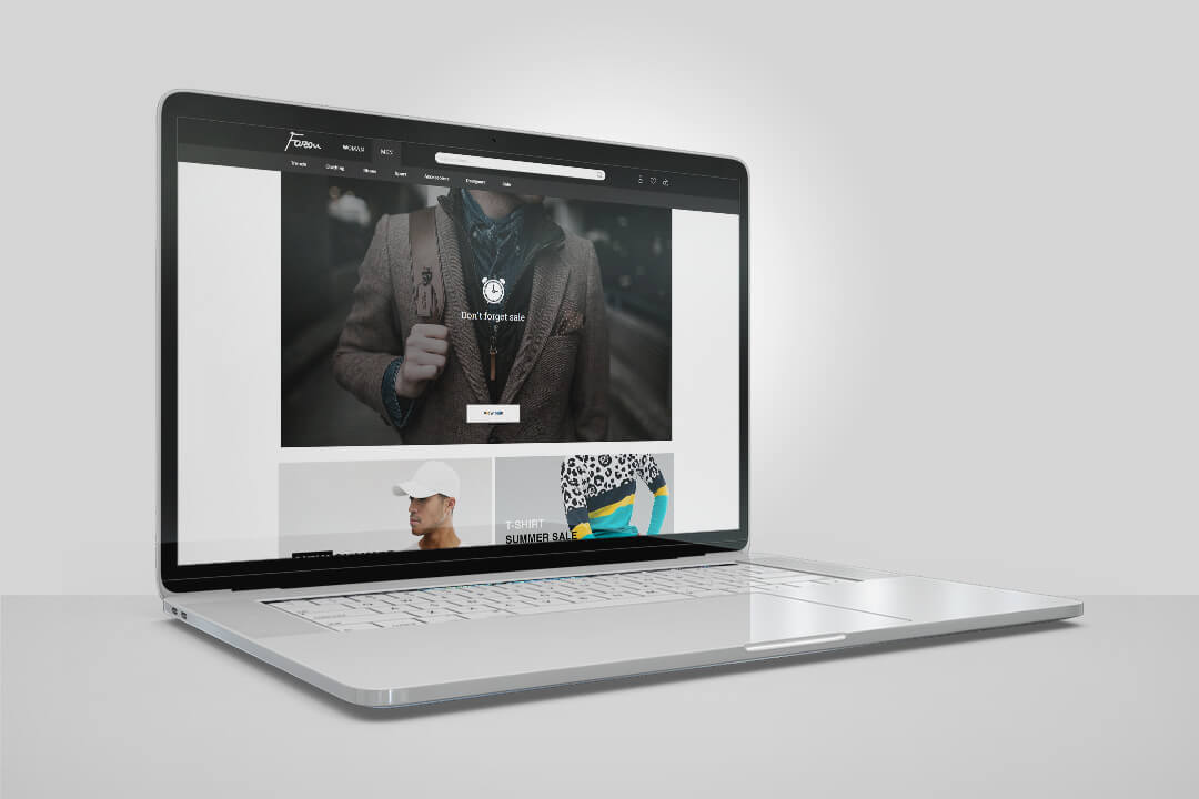 Project Fazon online shop for fashion. Customized structure of web application, developed in React and NodeJS. Shop is based on saling fashion products for men and women.
