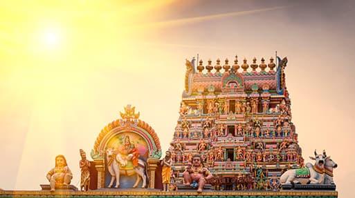 Discovering Tamil Nadu