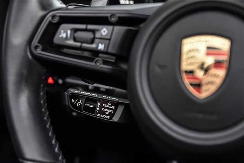 Porsche 911 TURBO S CABRIO ACC+ST.KOELING+MATRIX LED afbeelding 5