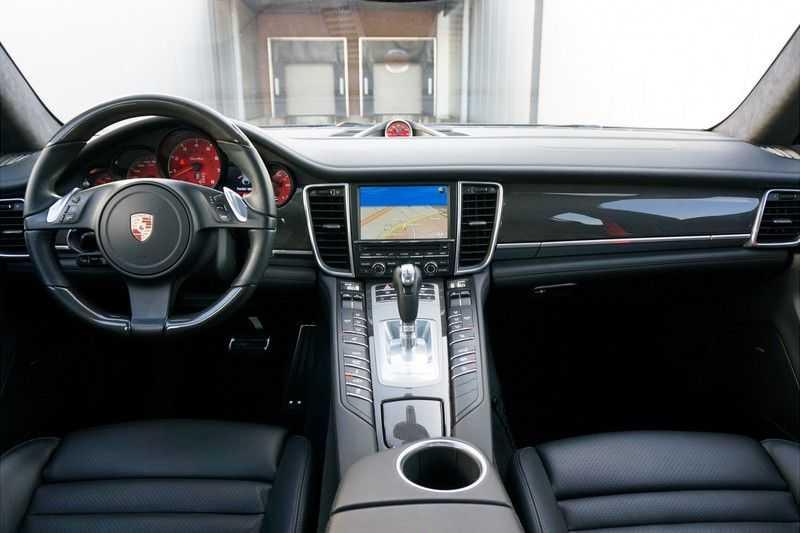 Porsche Panamera 4.8 Turbo *PCCB *Carbon afbeelding 16