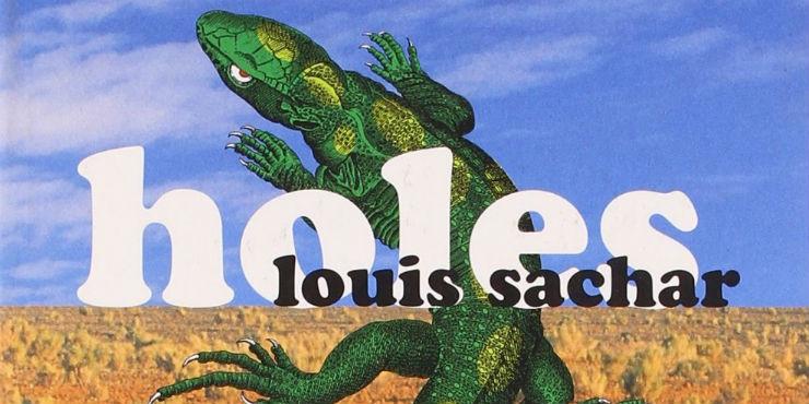 Holes by Louis Sachar