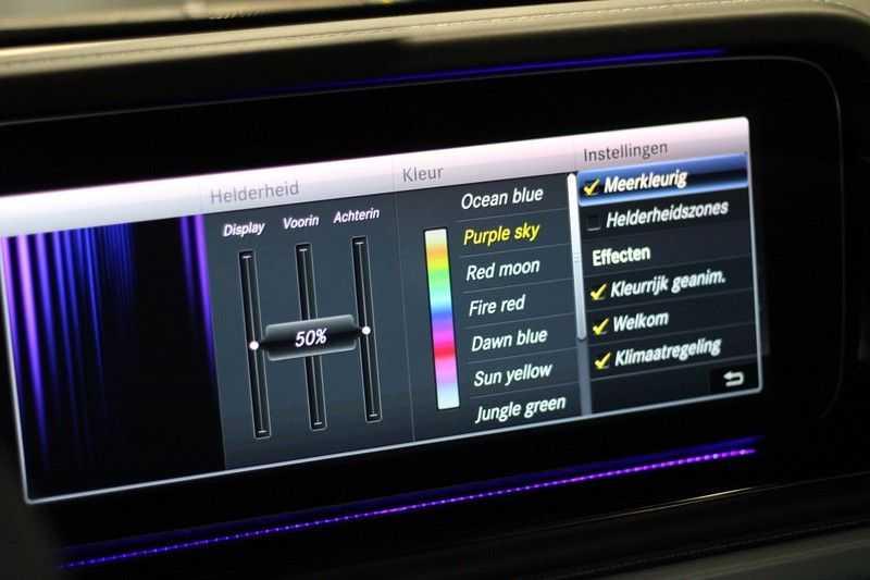 Mercedes-Benz G-Klasse 63 AMG Zeer kompleet! direct leverbaar! afbeelding 18