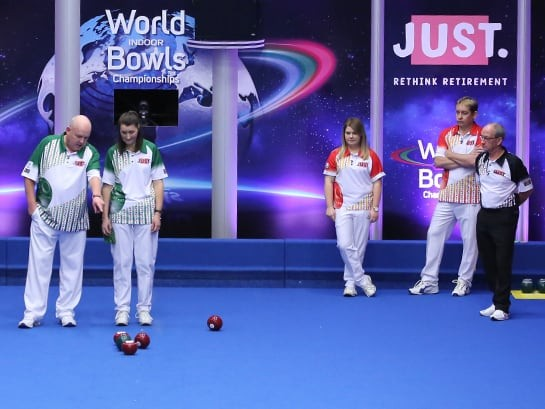22nd January | Two Night World Bowls Ladies Final Midweek Break