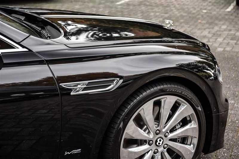 Bentley Flying Spur W12 FIRST EDITION+NAIM+MULLINER+HEADUP afbeelding 22