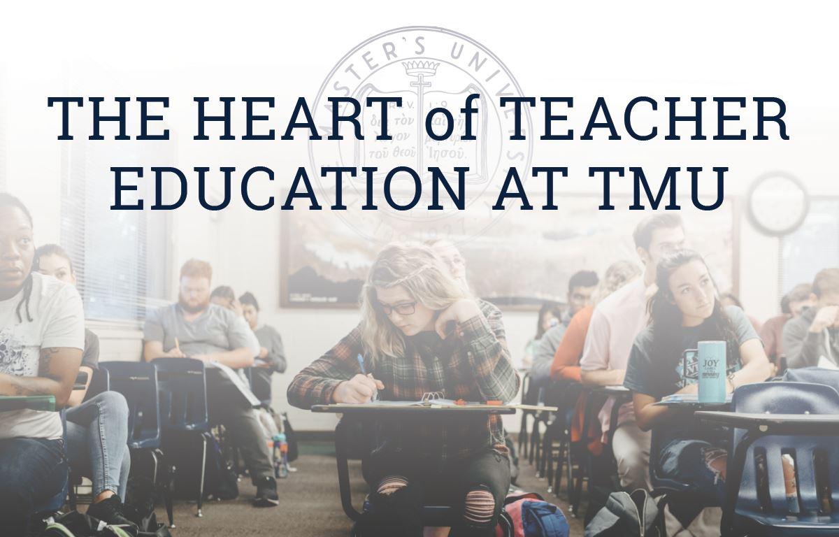 The Heart of Teacher Education