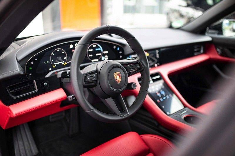Porsche Taycan 4S Performance 84 kWh *Prijs Ex. BTW / BOSE / ACC / Sport Chrono / HUD* afbeelding 7