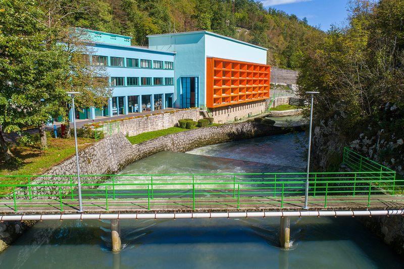 Projekt - Hidroelektrana Gojak