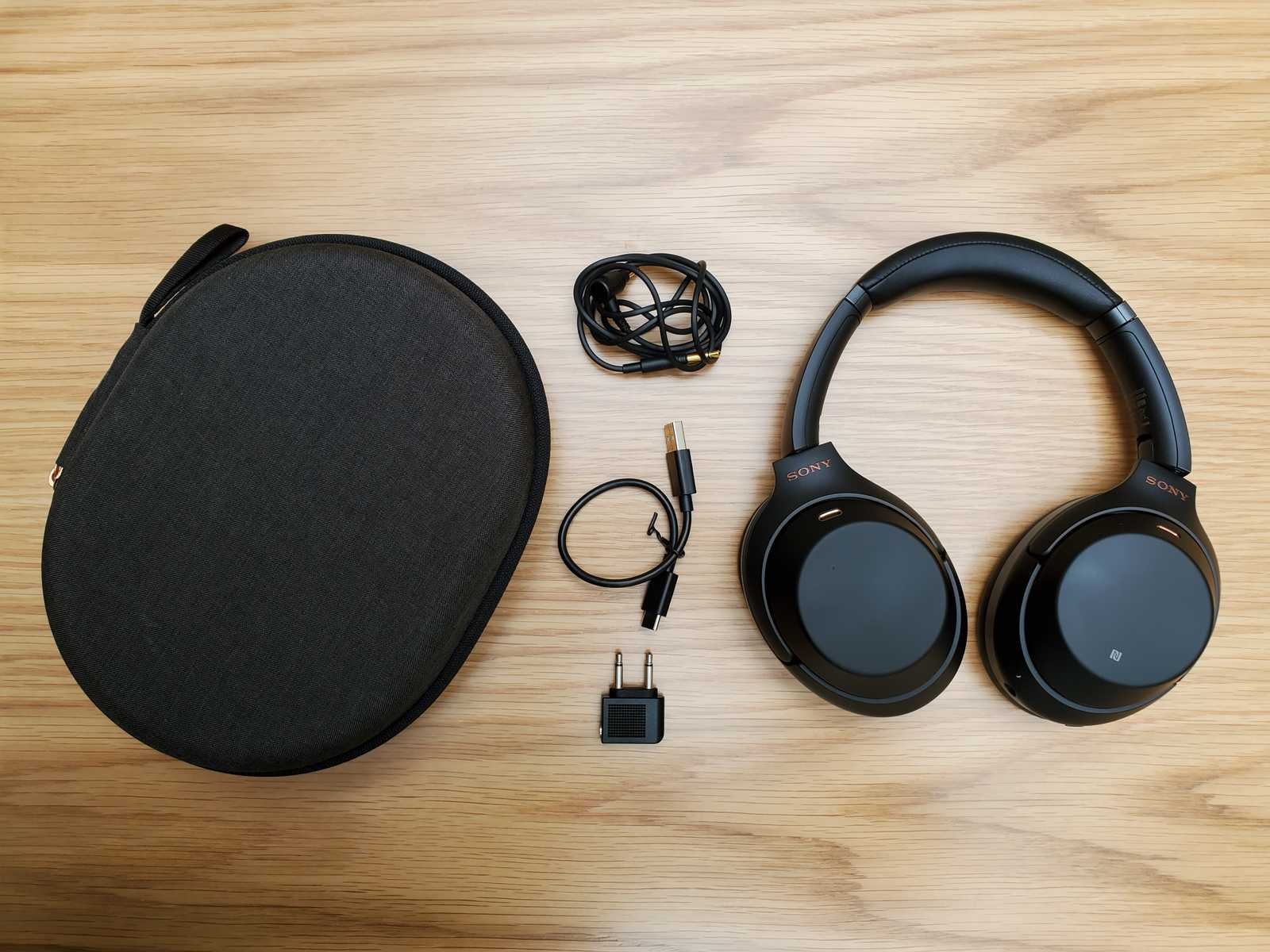 Sony WH-1000XM3 Accessories
