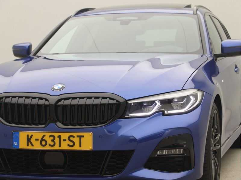 BMW 3 Serie 330i Touring High Executive M-Sport Automaat afbeelding 22