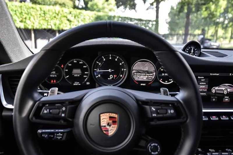 Porsche 911 4S LIFT+BURMESTER+SPORTDESIGN+PDCC NP.231K afbeelding 8