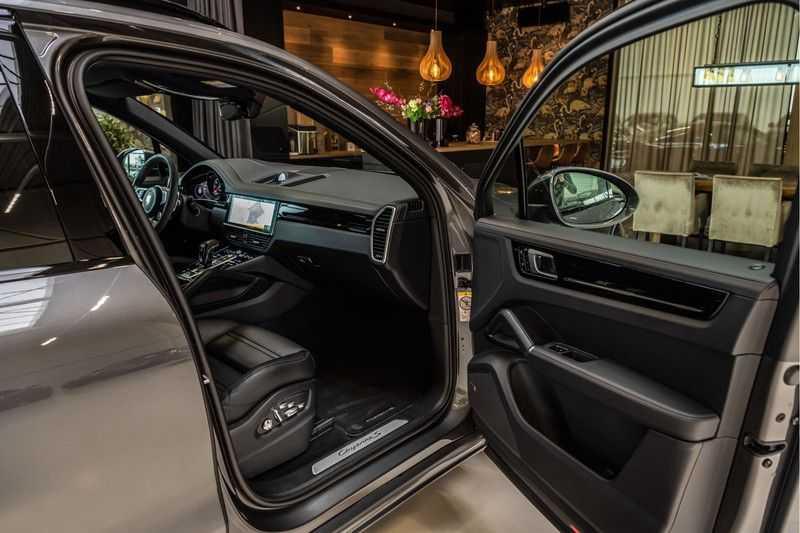 Porsche Cayenne 2.9 S | Sport design Pakket | NP 202.000,- | Panorama | BOSE | Head-Up Display | Innodrive | Trekhaak afbeelding 25