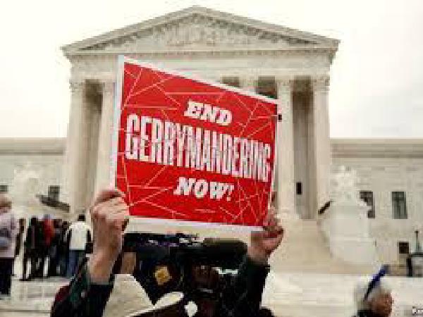 대법원, 메릴랜드주 '게리맨더링' 판단 않기로 결정