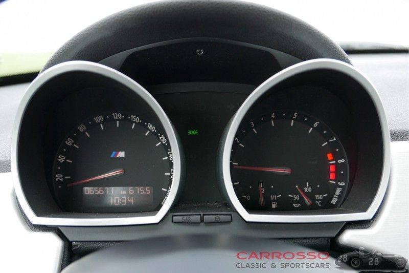 """BMW Z4 Coupé 3.2 M Xenon, 18""""LM, 65.683 km, Interlagos Blauw-Metallic afbeelding 5"""