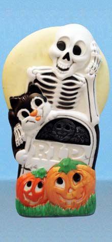 Skeleton photo