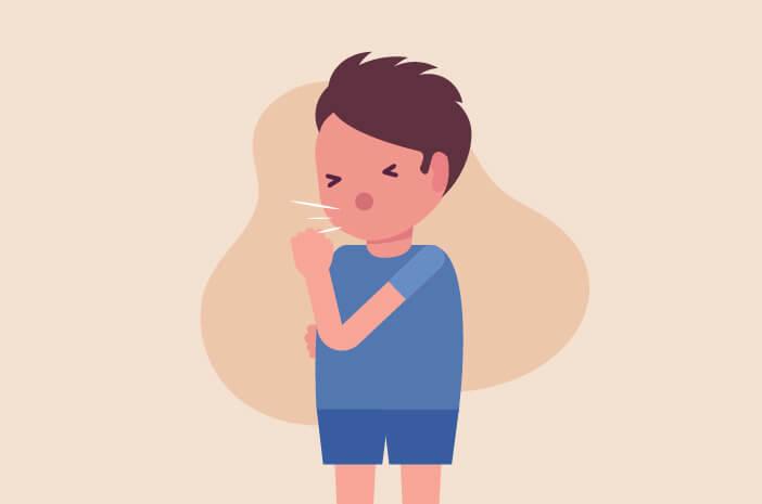 Hindari orang-orang yang batuk atau bersin