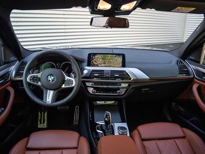 BMW X3 M40i xDrive - Individual Leder - Panorama - ACC - Harman Kardon - Memoryzetels afbeelding 12