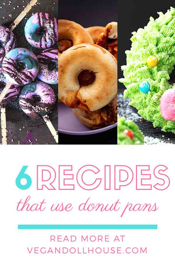 vegan donut pan recipes