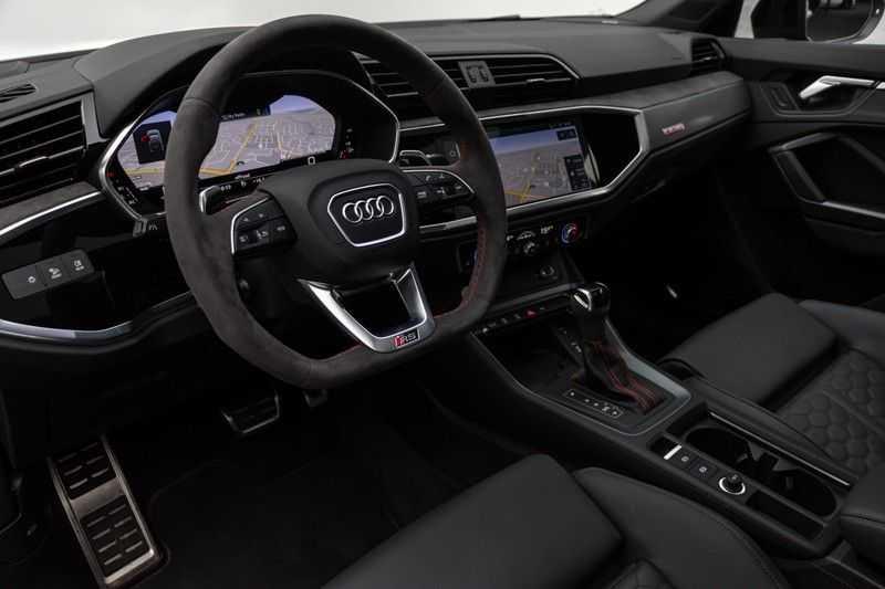 "Audi RSQ3 Sportback 2.5 TFSI 400pk Quattro Panoramadak BlackOptic B&O ValconaLeder+Memory Matrix Navi/MMI DriveSelect Keyless Camera 21"" Pdc afbeelding 17"