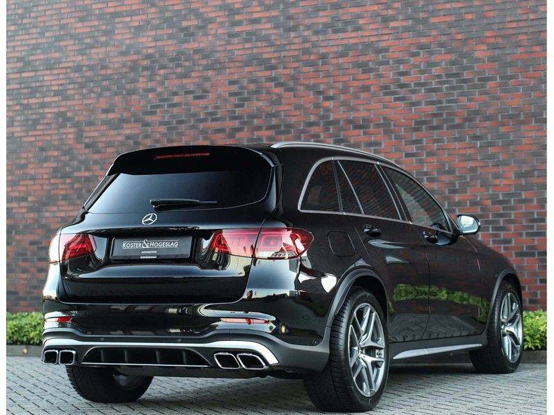 Mercedes-Benz GLC 63 S AMG 4-MATIC+ *510 PK*Facelift*Driver Package*Assistent Plus* afbeelding 7