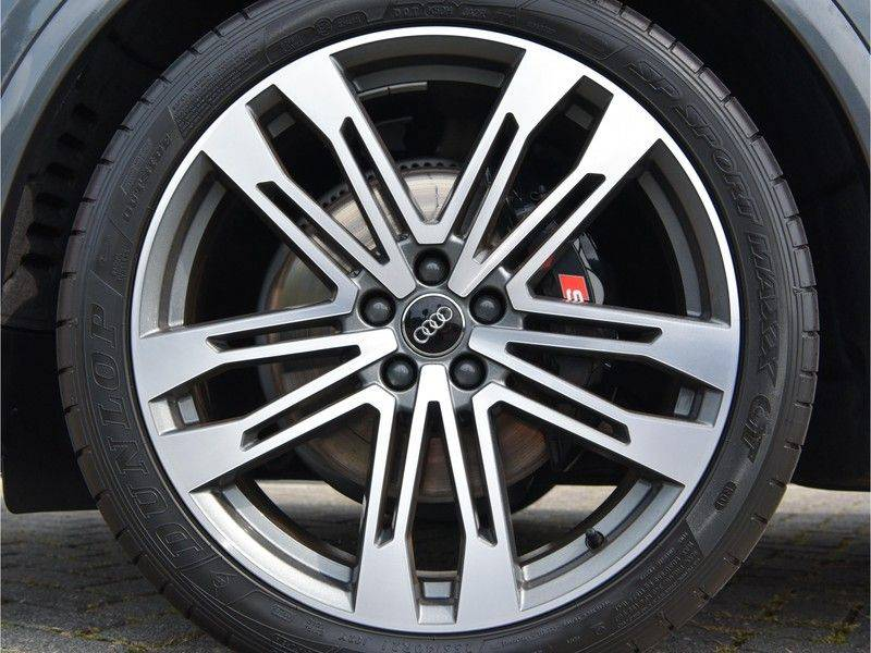 Audi SQ5 3.0TFSI 354pk Quattro Black Optic Lucht HUD B&O Pano Ruitleder ACC 21-Inch Carbon afbeelding 16