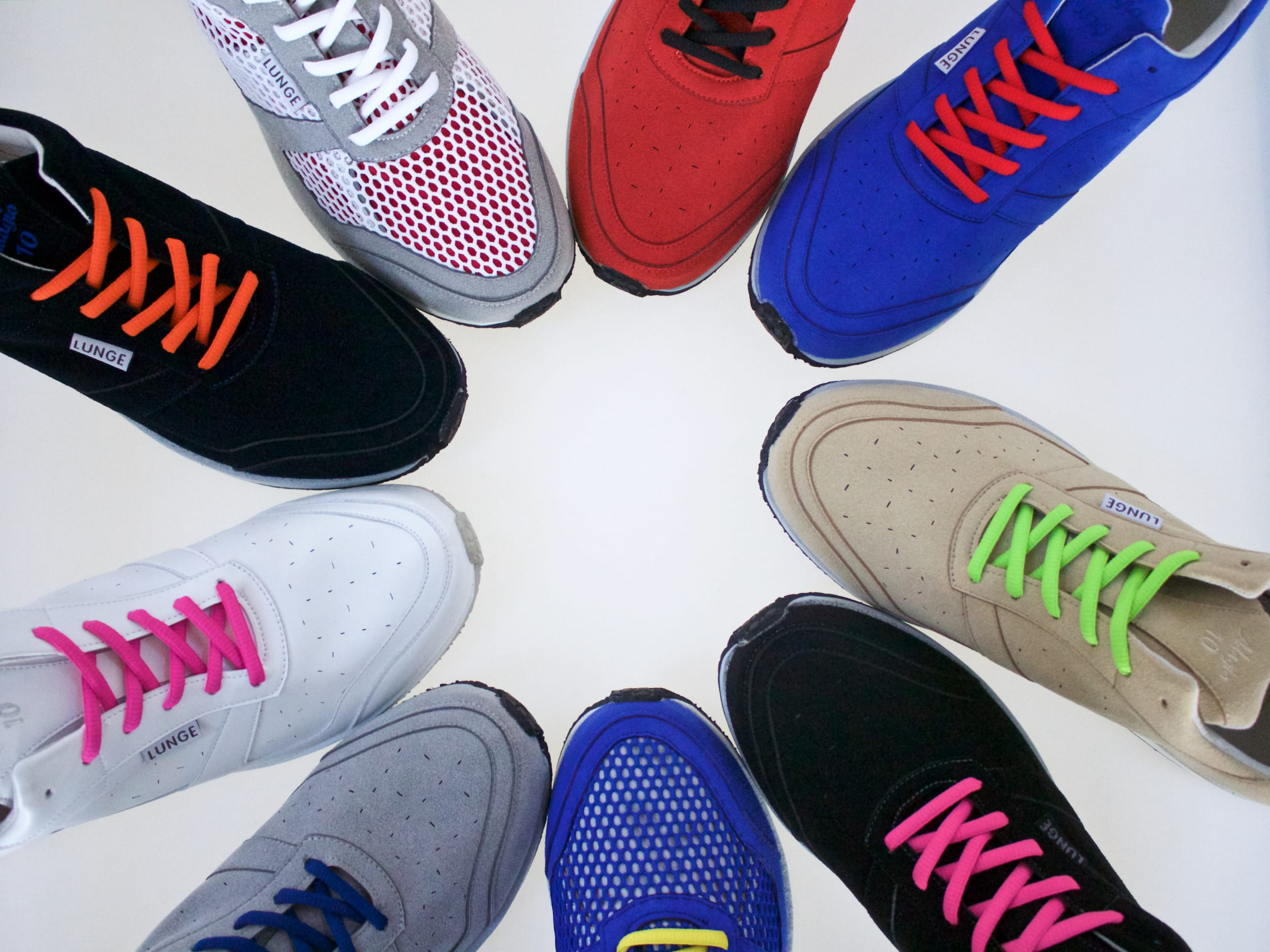 Shoe laces 02