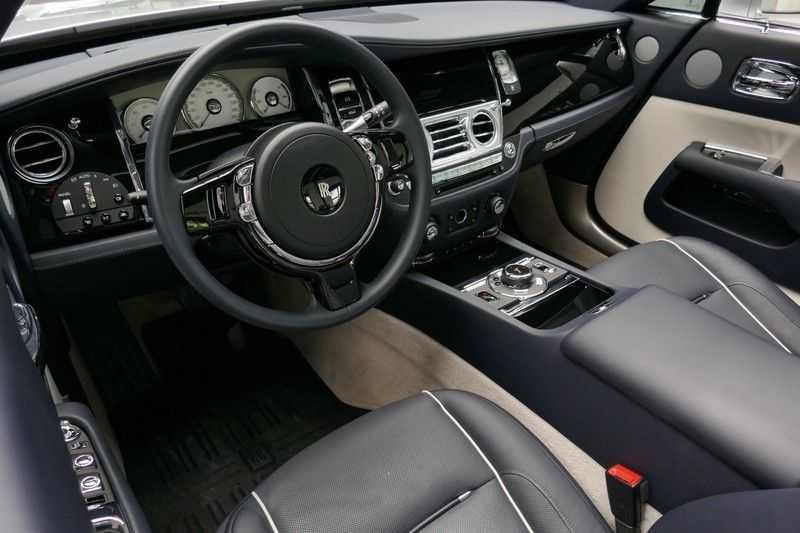 Rolls-Royce Dawn 6.6 V12 Teakdeck afbeelding 21