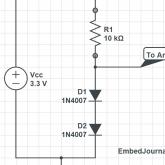 Microcontroller Input voltage Measurement through ADC Module