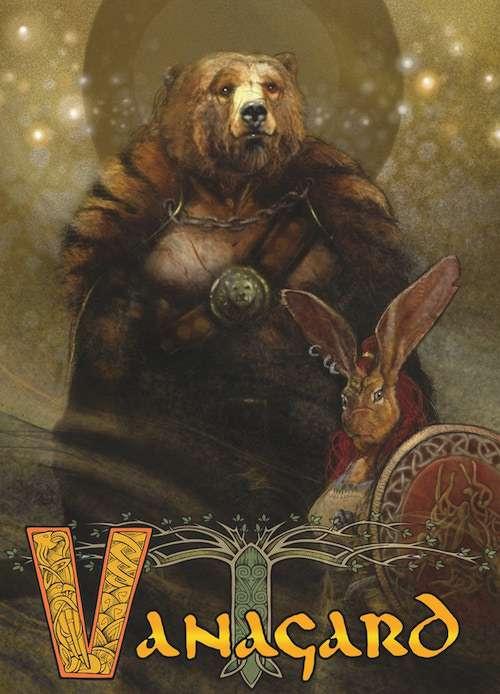 Vanagard on Kickstarter