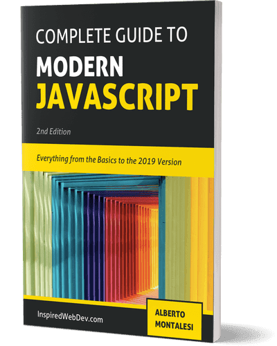 complete guide to modern javascript book cover