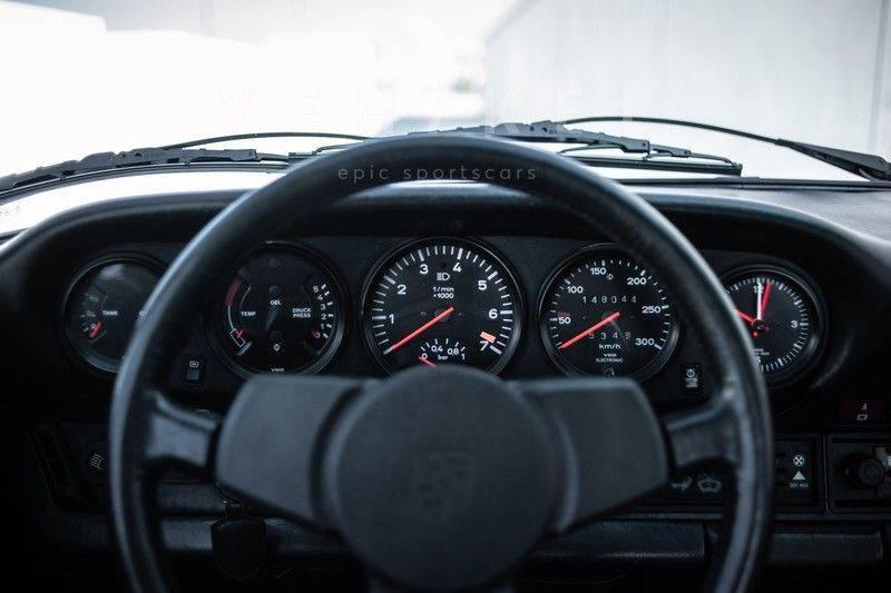 Porsche 911 930 3.3 Turbo Coupé // uitzonderlijk mooie staat afbeelding 20