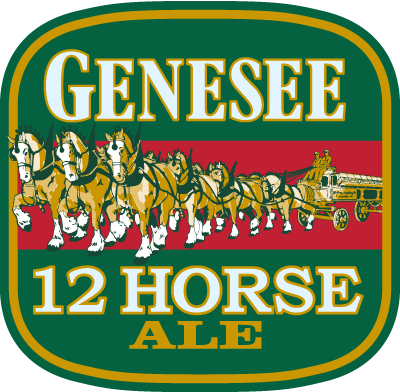 Genesee 12 Horse Ale can