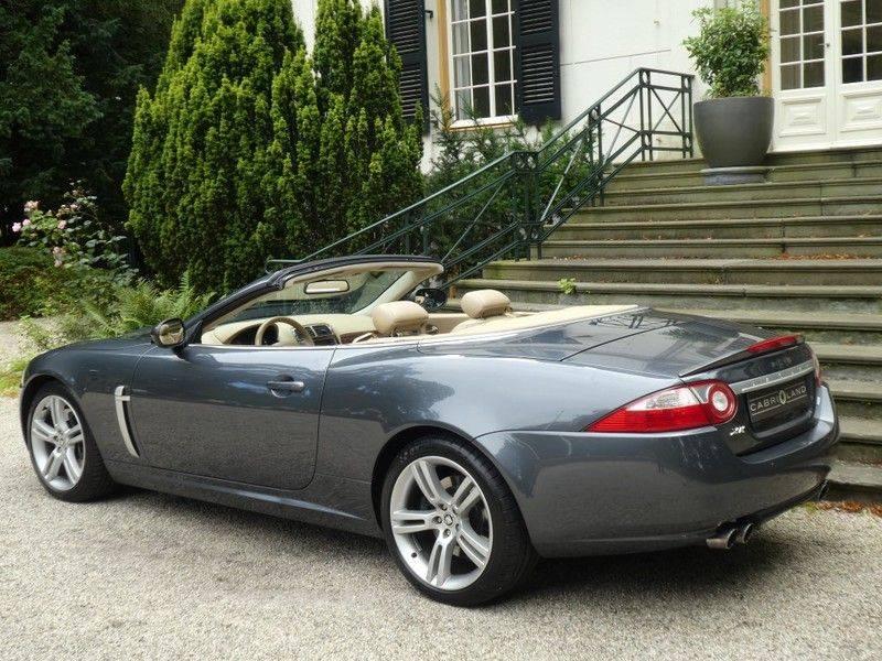 Jaguar XKR 4.2 V8 Convertible afbeelding 14