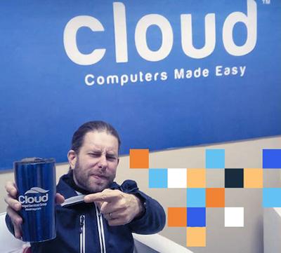 CloudMSG employee