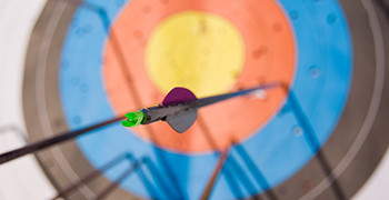 Archery at Potters Resort