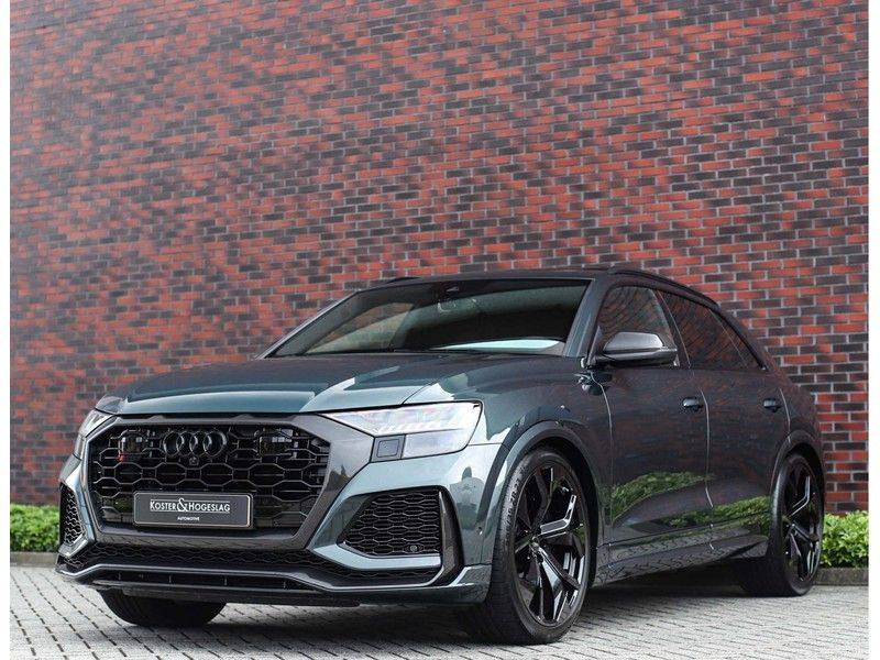 Audi RSQ8 4.0 TFSI Quattro *Exclusive*Carbon*Pano*Head-Up*luchtvering* afbeelding 7