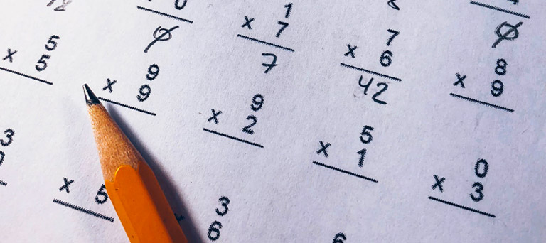 Planning for success in maths